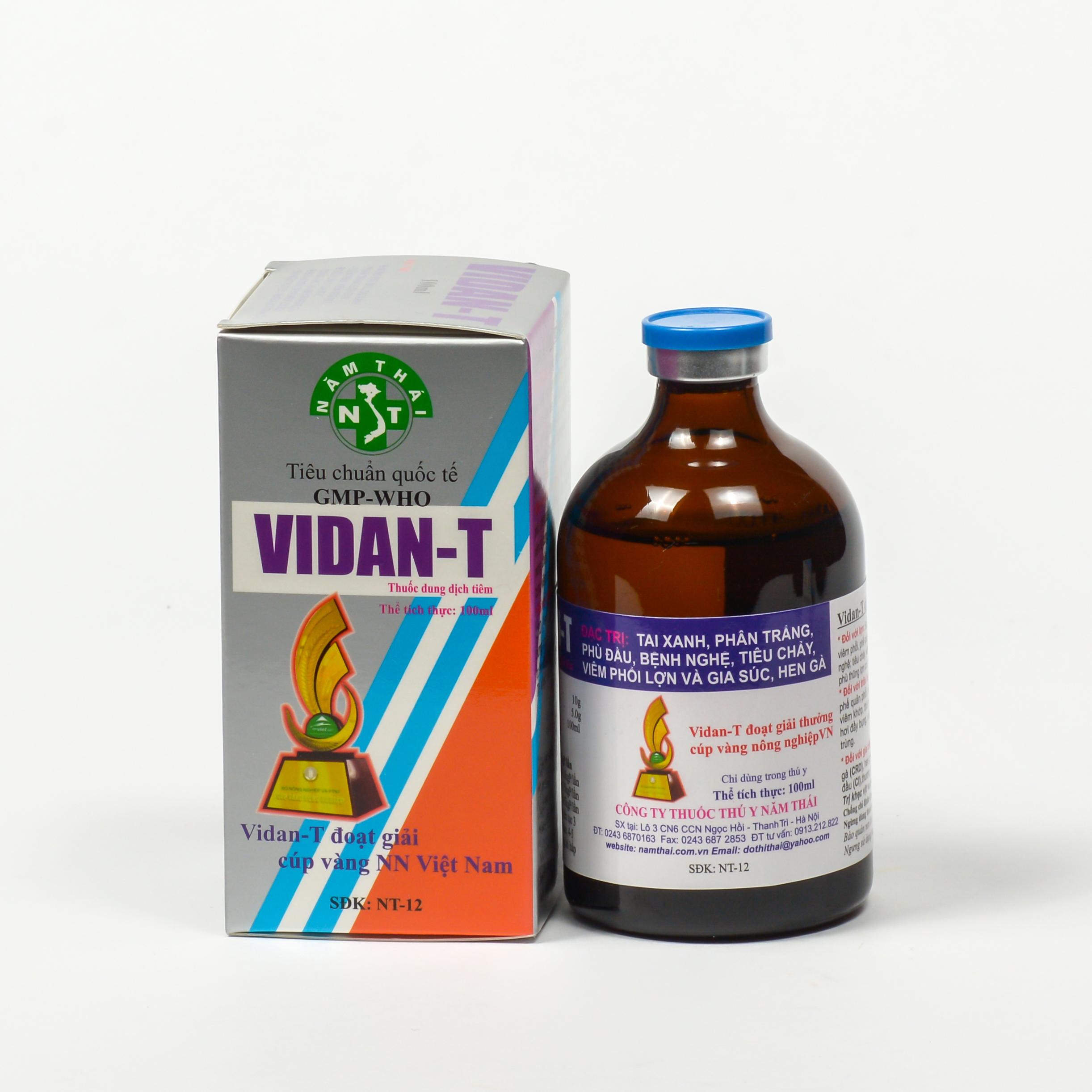 VIDAN - T 100ml