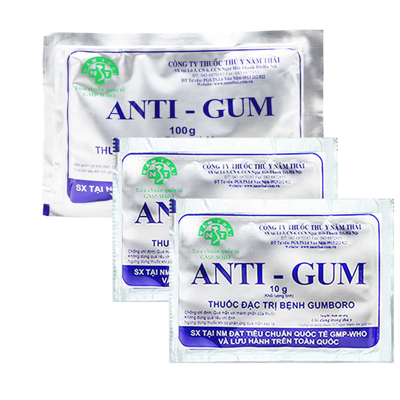 ANTI-GUM 100g