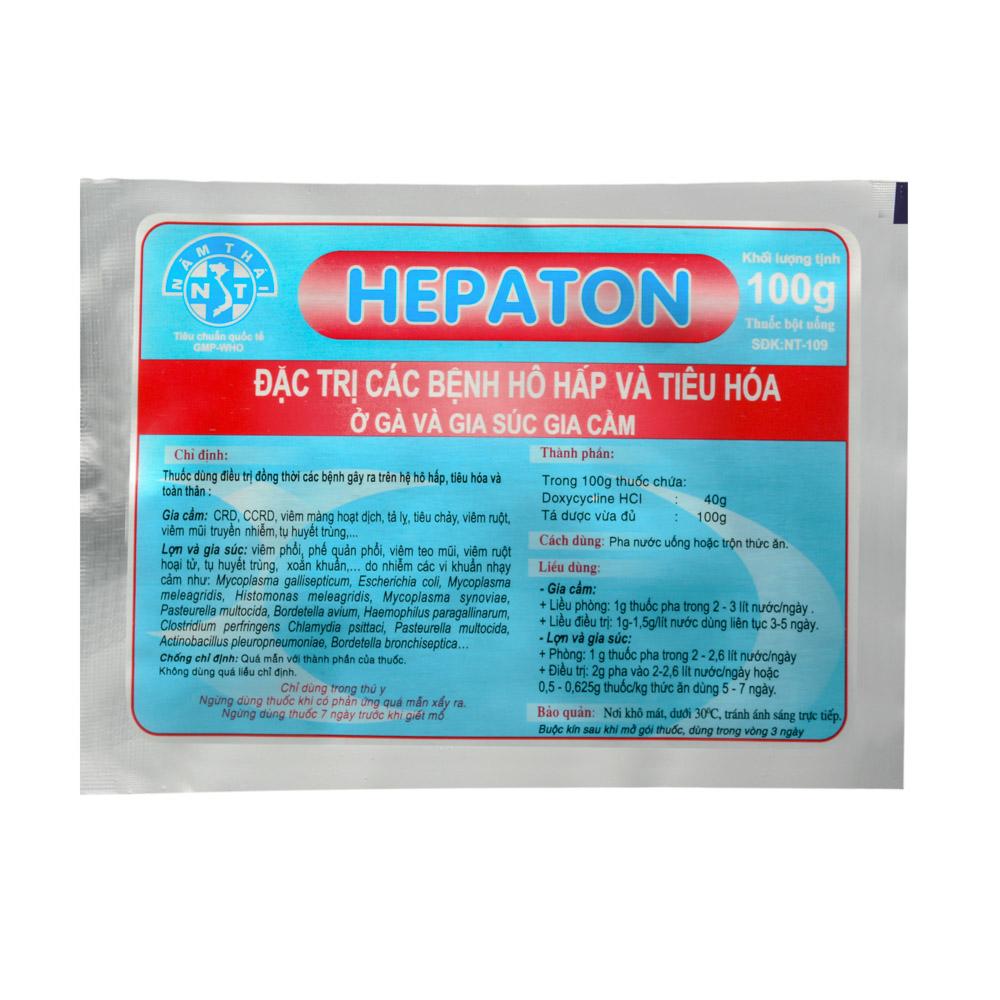 HEPATON