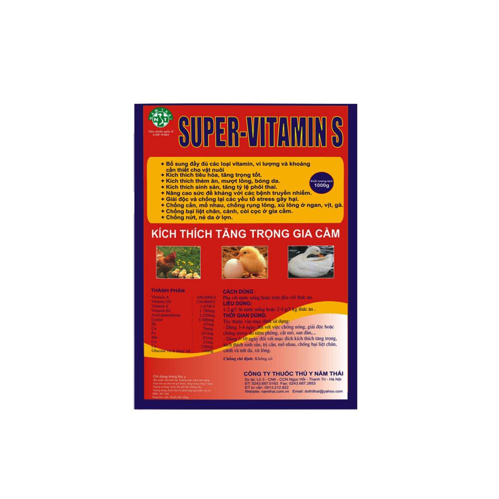 SUPER-VITAMIN S
