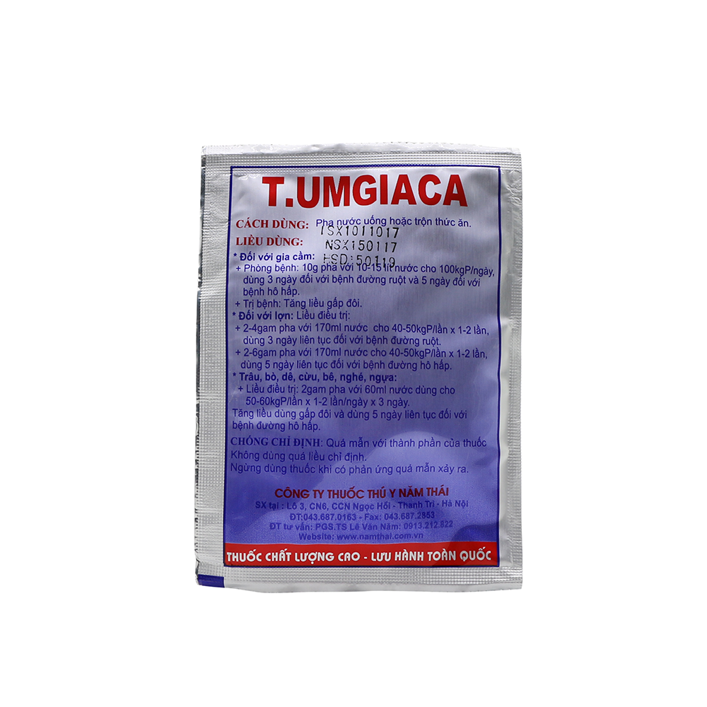 T.UMGIACA 100g