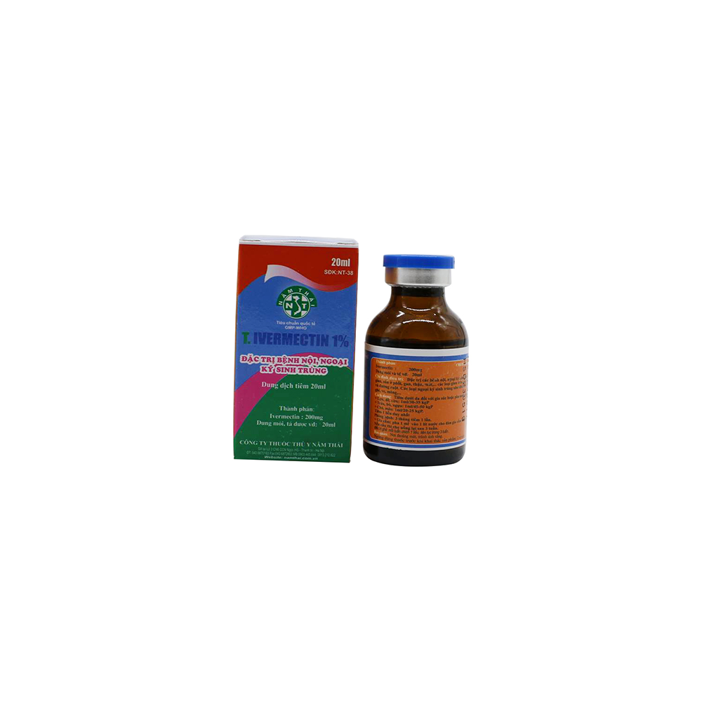 IVERMECTIN 1% 20ml