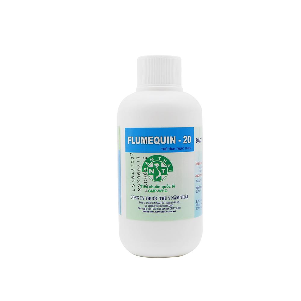 FLUMEQUIN -20 100ml