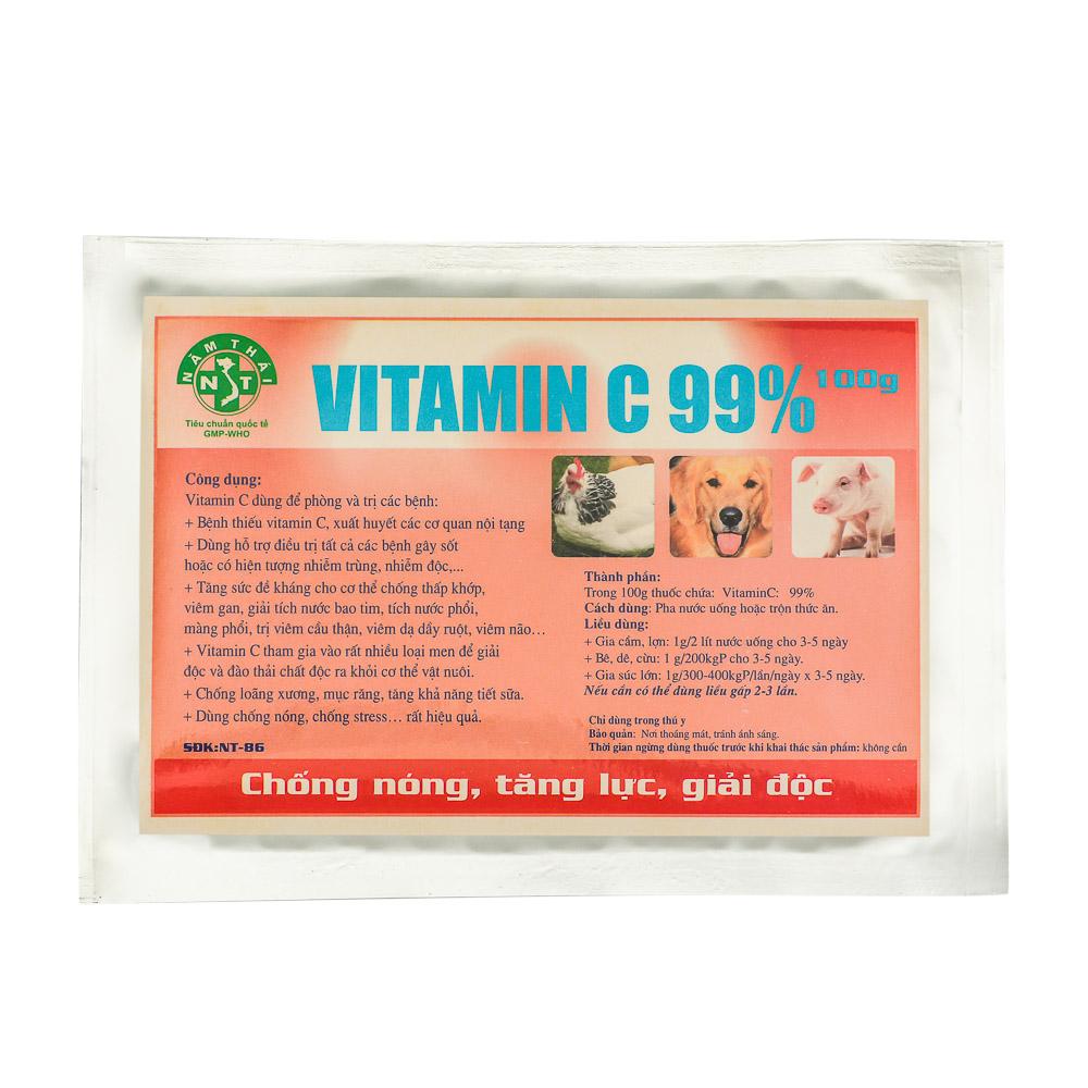 VITAMIN C 99%